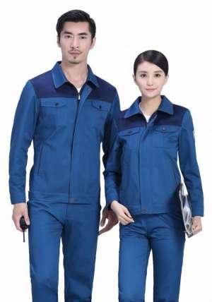企业如何选择定制工作服的款式和面料?